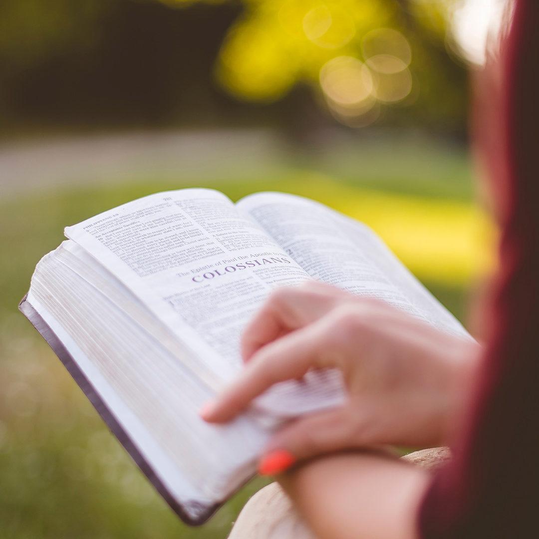 Reading-Colossians-Outside